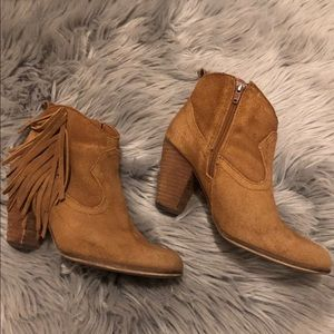 STEVE MADDEN OHIO BOOTIES